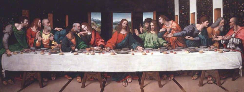 Giampietrino, active 1500-1550; The Last Supper